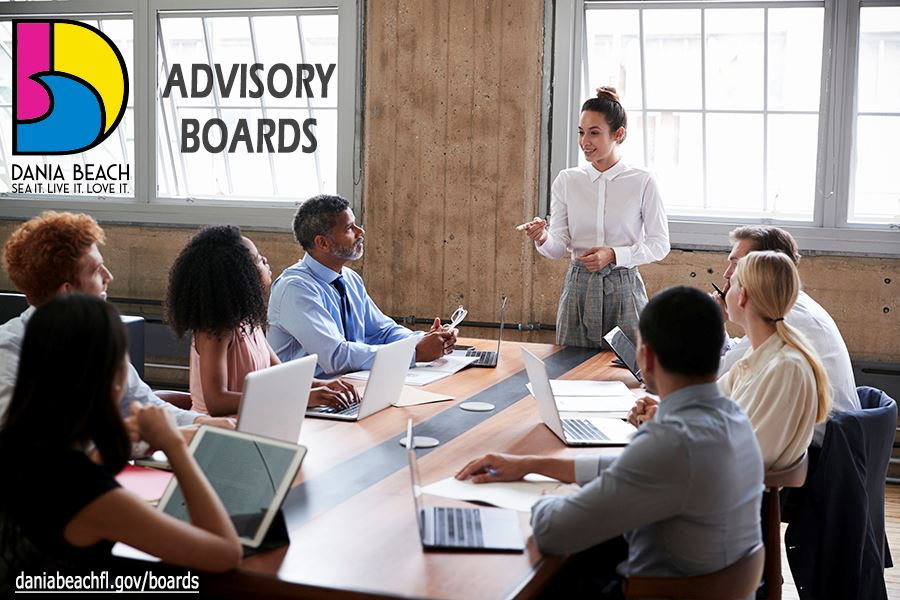 Dania Beach Advisory Boards