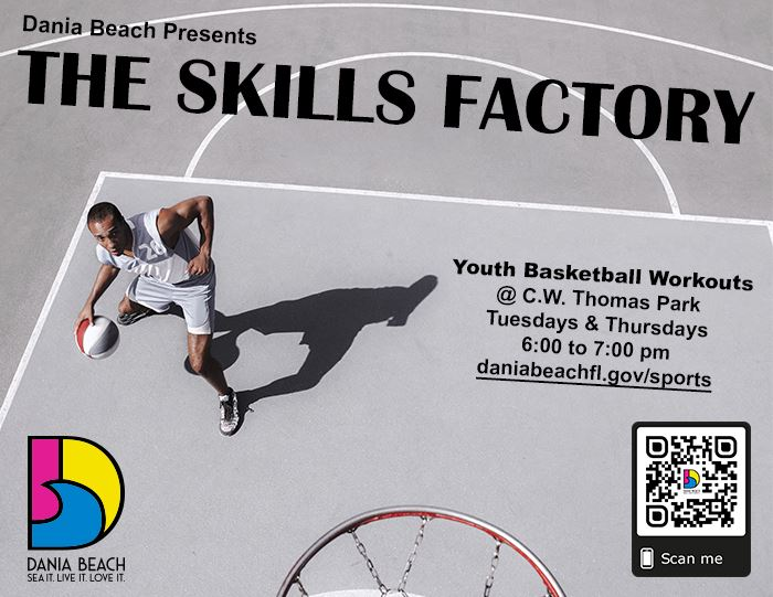 Dania Beach Skills Factory Basketball
