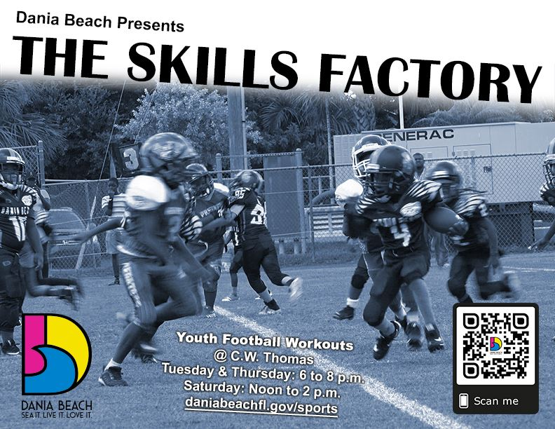 Dania Beach Skills Factory Football