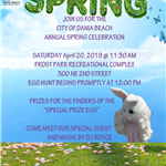 Egg Hunt 2019 at Dania Beach