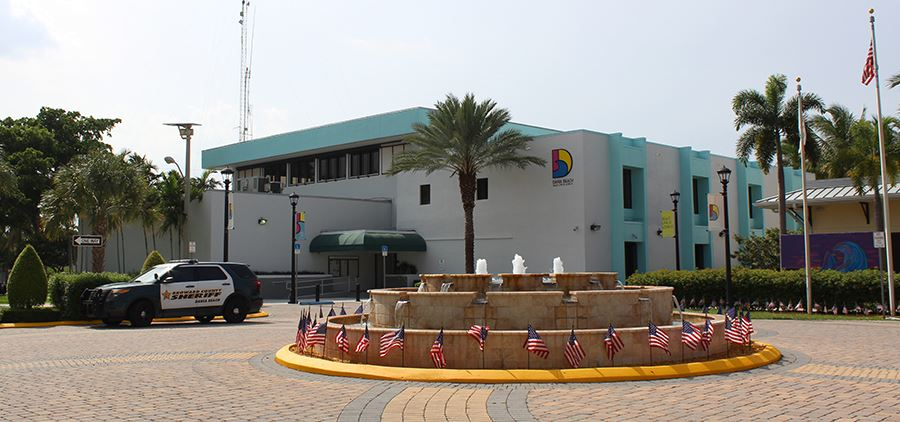 Dania Beach City Hall