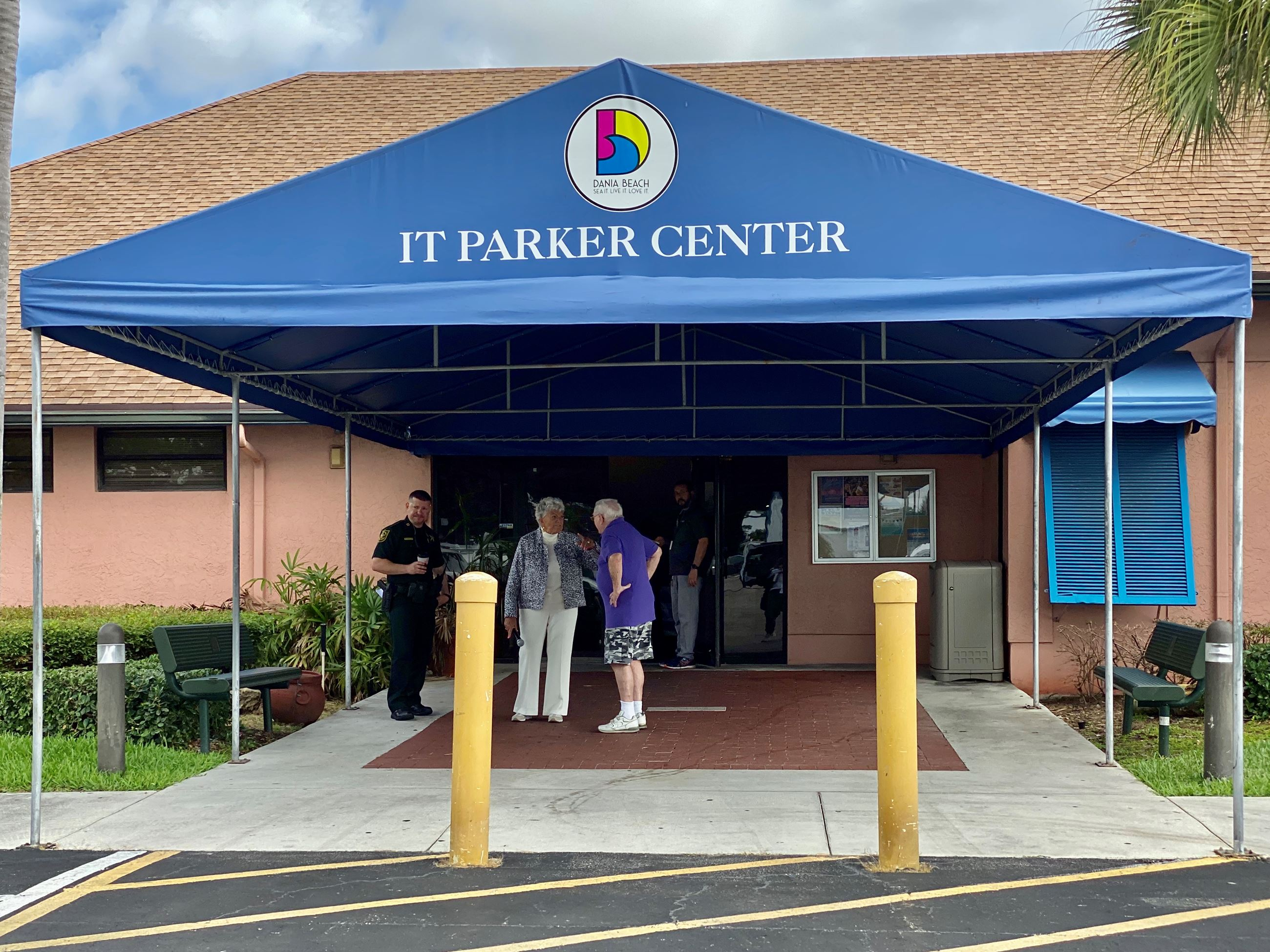 IT Parker Park Dania Beach Events Community Center Conference Room Dance Floor Wedding Birthday Faci