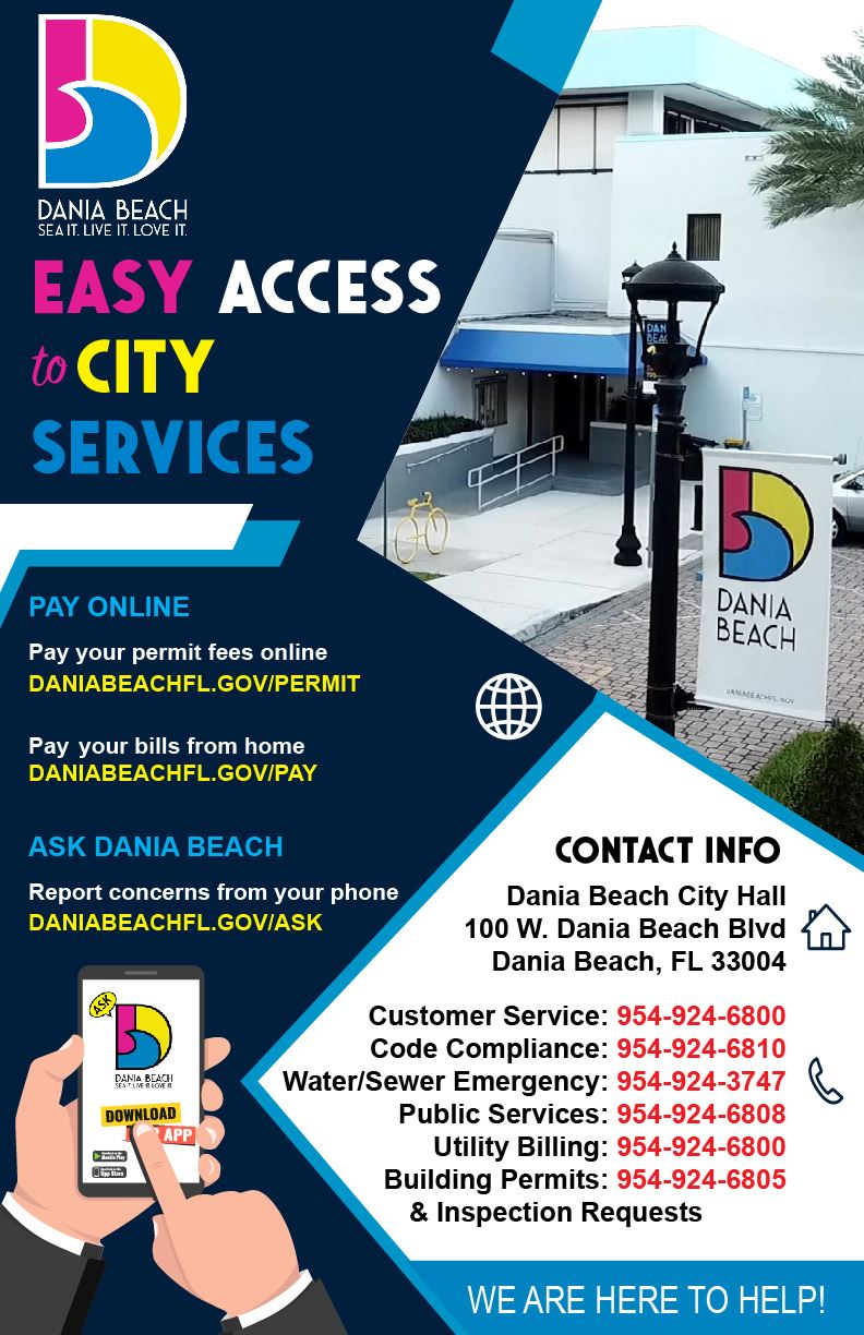 Dania Beach Easy Access Services
