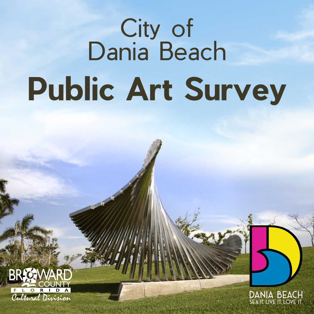 Dania Beach Public Art Program #Art4Dania
