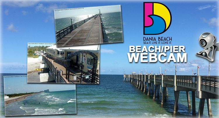 Beach/Pier WebCam